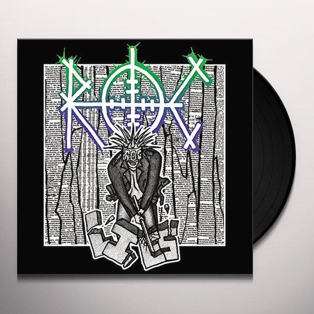 Rod Of Correction LIES Vinyl Record