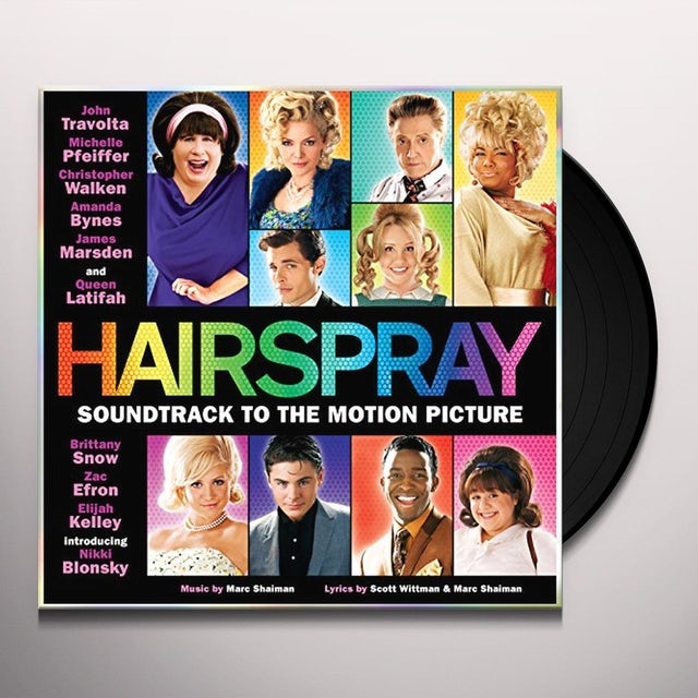HAIRSPRAY: SOUNDTRACK TO THE MOTION PICTURE / VAR