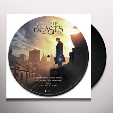 James Newton Howard Fantastic Beasts And Where To Find Them (OSC) Vinyl Record