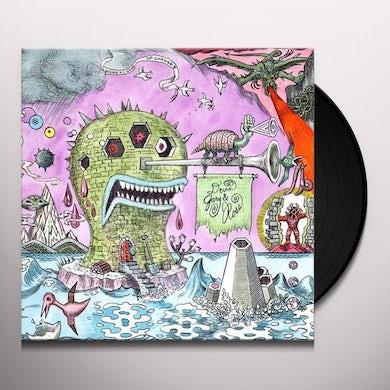 Devin Gary & Ross HONEYCOMB OF CHAKRAS Vinyl Record