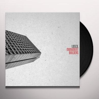 Loscil MONUMENT BUILDERS Vinyl Record