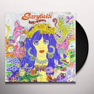 Garybaldi NOTE PERDUTE Vinyl Record