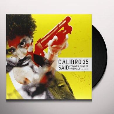 SAID / O.S.T.  SAID / Original Soundtrack Vinyl Record
