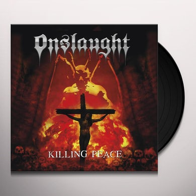KILLING PEACE (CLEAR VINYL/2LP/140G) Vinyl Record
