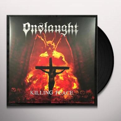 Onslaught KILLING PEACE Vinyl Record