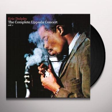 Eric Dolphy COMPLETE UPPSALA CONCERT 2 Vinyl Record