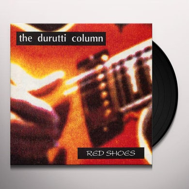 The Durutti Column RED SHOES Vinyl Record