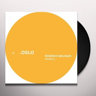 Federico Molinari PAINFUL Vinyl Record