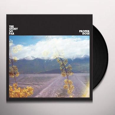 The Story So Far PROPER DOSE Vinyl Record