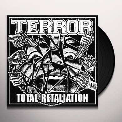 Terror TOTAL RETALIATION Vinyl Record