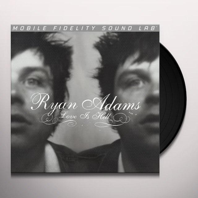 Ryan Adams LOVE IS HELL Vinyl Record