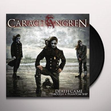 Carach Angren DEATH CAME THROUGH A PHANTOM SHIP Vinyl Record