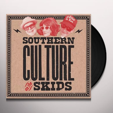 Southern Culture On The Skids BOOTLEGGERS CHOICE Vinyl Record