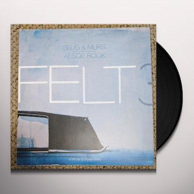 FELT 3: A TRIBUTE TO ROSIE PEREZ Vinyl Record