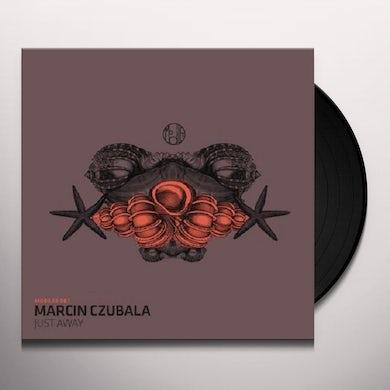 Marcin Czubala JUST AWAY Vinyl Record