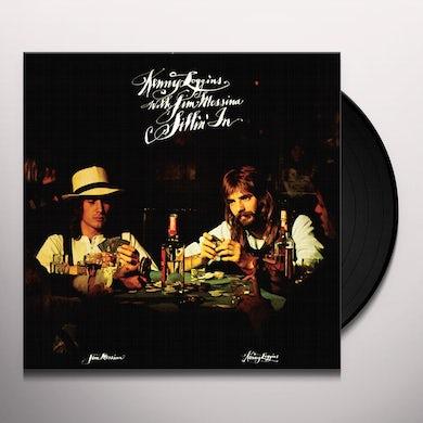 Loggins & Messina SITTIN IN Vinyl Record