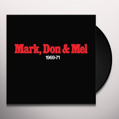 Grand Funk Railroad Mark Don & Mel 1969 71 (180 Gram Audioph Vinyl Record