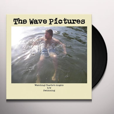 The Wave Pictures WATCHING CHARLIES AGENTS Vinyl Record
