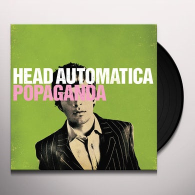 POPAGANDA Vinyl Record