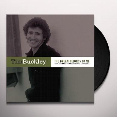 Tim Buckley DREAM BELONGS TO ME Vinyl Record