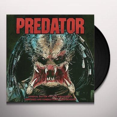 Alan Silvestri PREDATOR - Original Soundtrack Vinyl Record