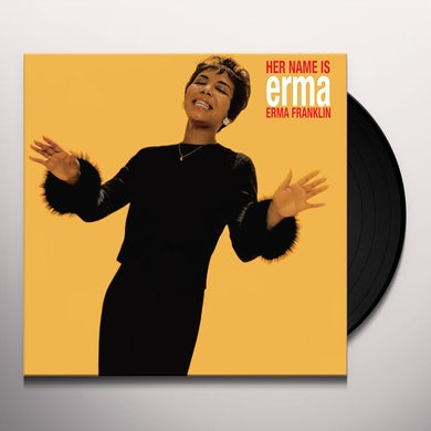 HER NAME IS ERMA Vinyl Record