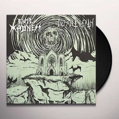 Evil Madness / Infant Death Vinyl Record