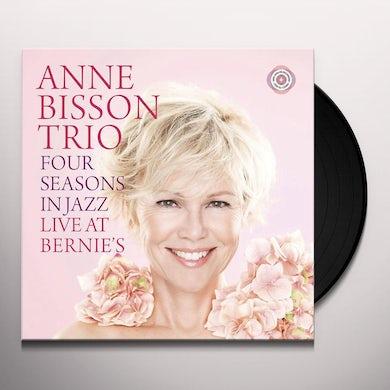 Anne Bisson FOUR SEASONS IN JAZZ: LIVE AT BERNIE'S Vinyl Record