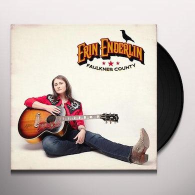 Erin Enderlin FAULKNER COUNTY Vinyl Record