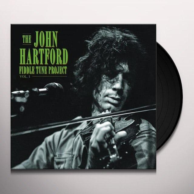 John Hartford Fiddle Tune Project 1 / Various Vinyl Record