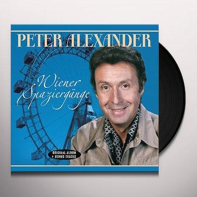 Peter Alexander WIENER SPAZIERGANGE Vinyl Record