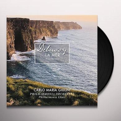 Debussy LA MER / NOCTURNES Vinyl Record