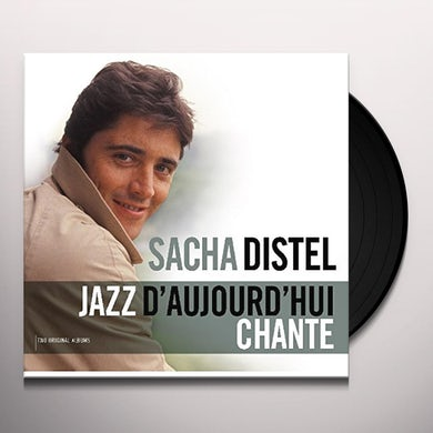 JAZZ D'AUJOURD'HUI / CHANTE Vinyl Record