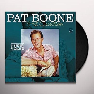 Pat Boone HIT SELECTION: 44 ORIGINAL RECORDINGS Vinyl Record