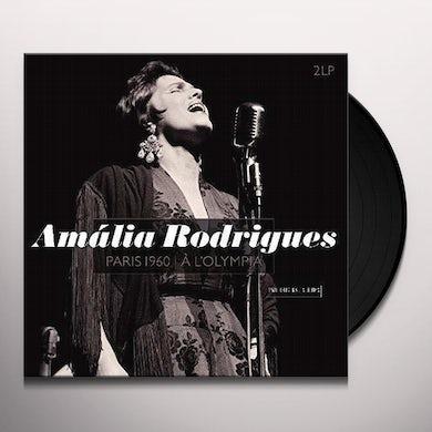 Amalia Rodrigues PARIS 1960 | À L'OLYMPIA Vinyl Record