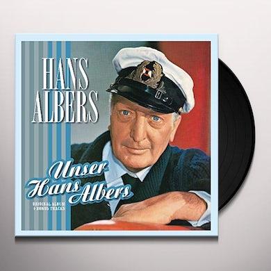 UNSER HANS ALBERS Vinyl Record