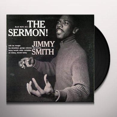 SERMON Vinyl Record