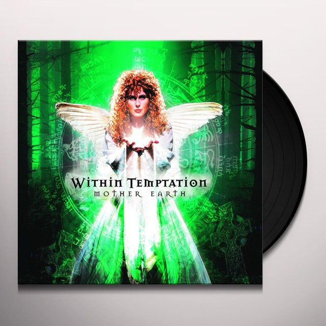 Within Temptation MOTHER EARTH Vinyl Record
