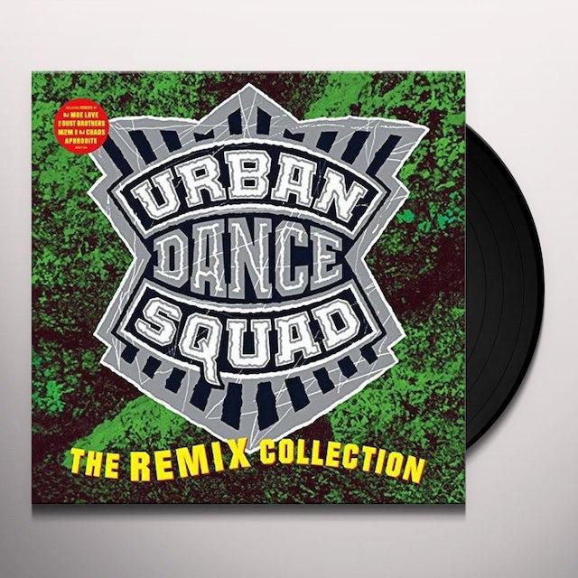 Urban Dance Squad REMIX COLLECTION Vinyl Record