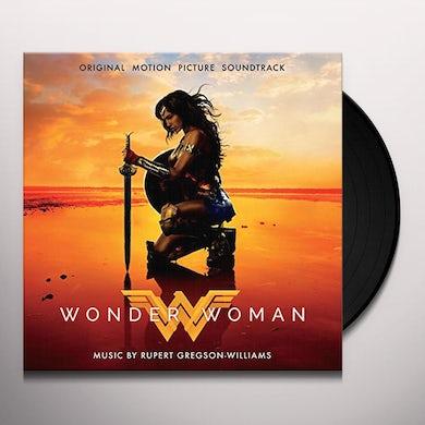 Rupert Gregson-Williams WONDER WOMAN (SCORE) / Original Soundtrack Vinyl Record
