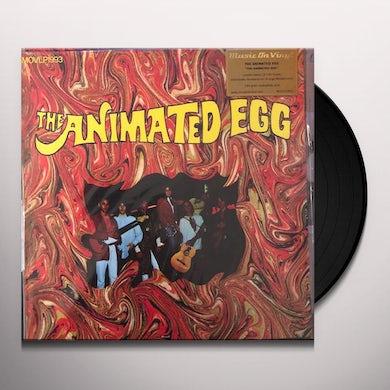 ANIMATED EGG Vinyl Record