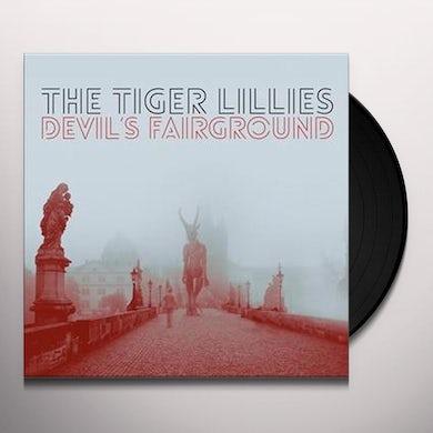 Tiger Lillies DEVIL'S FAIRGROUND Vinyl Record