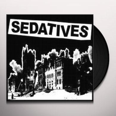 Sedatives SELF TITLED Vinyl Record