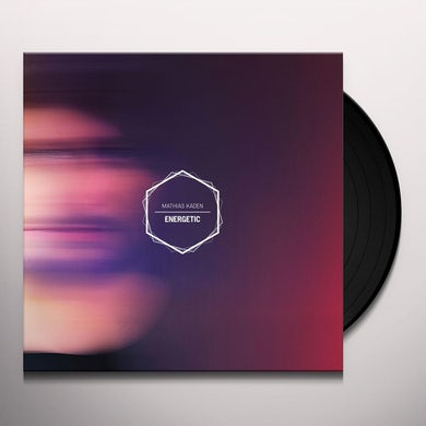 Mathias Kaden ENERGETIC Vinyl Record