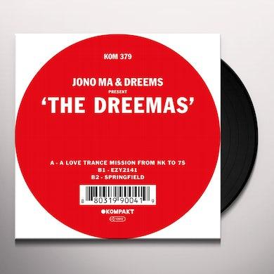 Jono Ma & Dreems DREAMS Vinyl Record