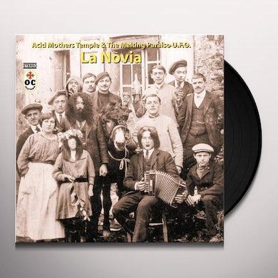 Acid Mothers Temple & Melting Paraiso U.F.O. NOVIA Vinyl Record
