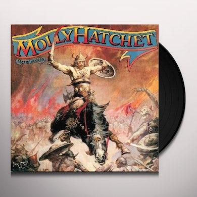 Molly Hatchet BEATIN THE ODDS Vinyl Record