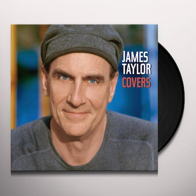 James Taylor COVERS Vinyl Record