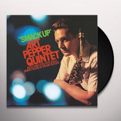 SMACK UP Vinyl Record
