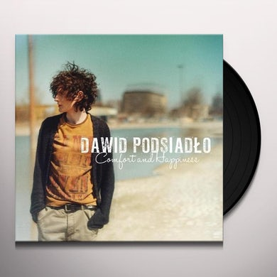 Dawid Podsiadlo COMFORT & HAPPINESS Vinyl Record